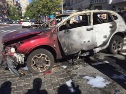 У Києві підірвали іменитого журналіста