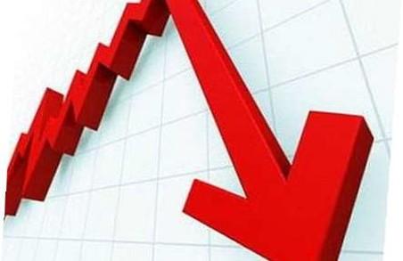Показники промислового виробництва  в Україні істотно знизились