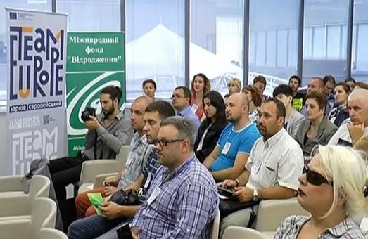 Харківських підприємців знайомлять з європейськими програмами підтримки бізнесу (відео)