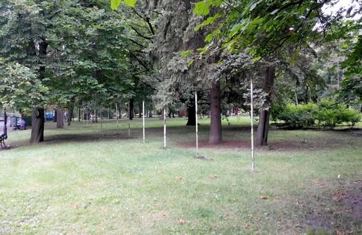 У мерії обіцяють зберегти дерева саду Шевченка