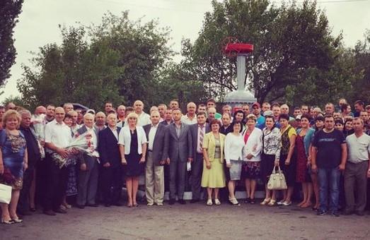 Харківському водопроводу — 135. Тепер у нього є пам'ятник