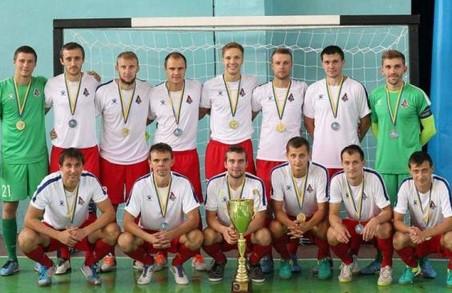Харківський «Локомотив» — переможець турніру з футзалу