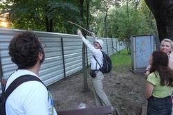 """У саду Шевченка готуються """"рахувати"""" дерева. Фоторепортаж"""