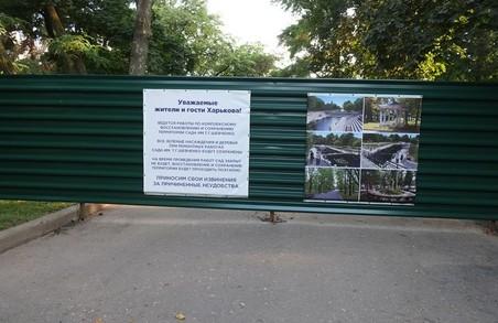 Активісти знайшли документи, якими передбачено знесення дерев саду Шевченка