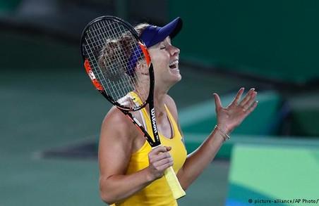 Тріумф у Ріо-2016: Харківська тенісистка обіграла легендарну Серену Вільямс