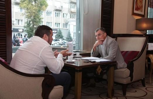 """Віктор Суботін: """"Нам заважають розвивати досвід ЄРЦ в інших містах — це ми відчуваємо. Але ніхто інший повторити його не зміг"""""""