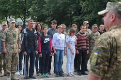 У Харкові 120 контрактників відправляться захищати Україну