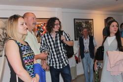 Олександр Жолудь: «Я не малюю натуру. Я її трансформую відповідно до своїх думок та почуттів»