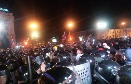 Полковника, який у Харкові розганяв Євромайдан, знову будуть судити