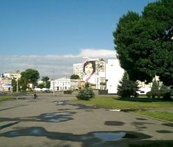 У Харкові будинок прикрасили портретом Наталії Фатєевої