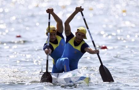Українські каноїсти здобули бронзу Олімпіади-2016