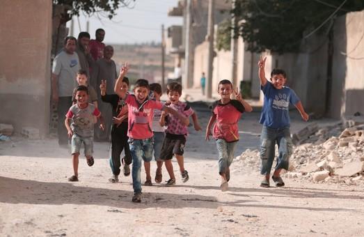 З початку бойових дій у Сирії загинули майже 15 000 дітей