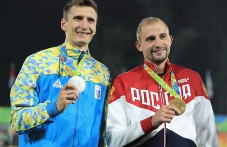Ще одна медаль у Ріо - Павло Тимощенко виграв срібло в змаганнях з п'ятиборства.