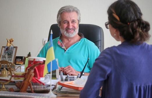 Юрій Янко: Губернатор не тільки забезпечив фінансування, а й кожного дня контролював хід робіт. Інакше будували б ще років 10