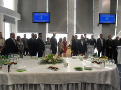 У Харкові відкрили перше у світі представництво Асоціації міст-володарів Призу Європи
