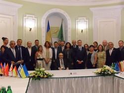 Харків буде дружити з Польщею: Кернес підписав Меморандум з  містом Ченстохова
