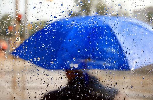 На Харківщину насуваються дощі
