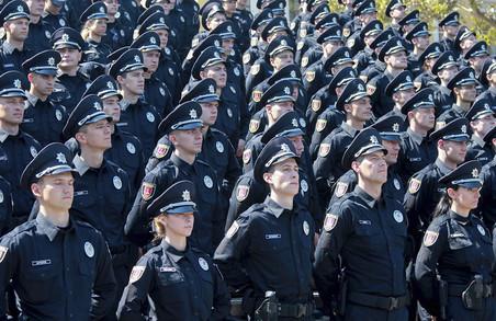 Поліцейські Харкова осідлають мотоцикли?