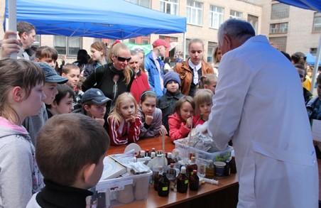 Харків'яни знову експериментуватимуть під відкритим небом