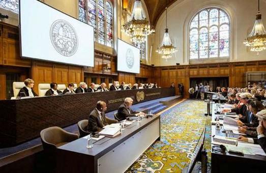 Україна подала позов на Росію до міжнародного суду в Гаазі
