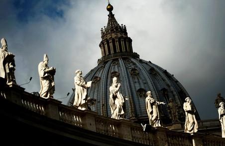 Ватикан хоче відновити дипвідносини з Китаєм