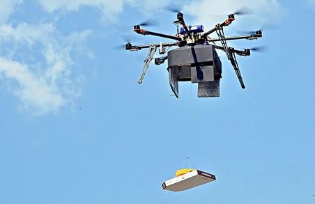 Піцу французам будуть доставляти дрони