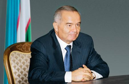 Помер президент Узбекистану Іслам Карімов