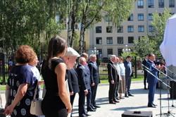 У Харкові відкрили пам'ятник архітектору Олексію Бекетову