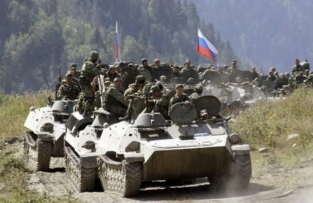 На кордоні з Україною - 100-тисячна армія Росії