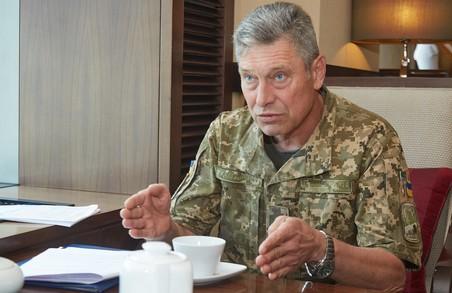 """Юрій Калгушкін: """"Головне завдання загонiв територiальної оборони — це боротьба з тероризмом"""""""