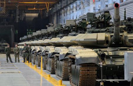 Завод Малишева відремонтує більше танків