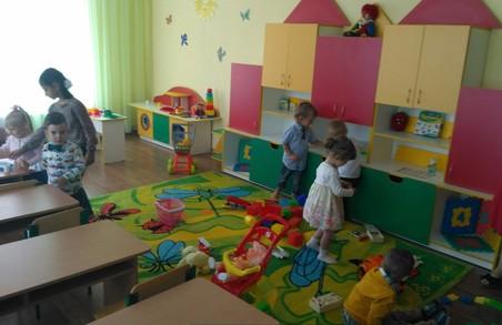 В дитсадку на Олексіївці відкрили дві нові групи