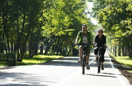 У Харкові планують побудувати велотрасу протяжністю 24 км