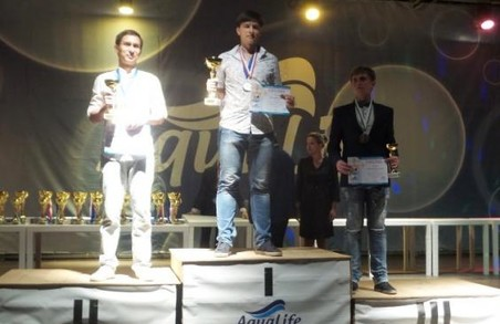 Харків'янин переміг на чемпіонаті світу з шашок