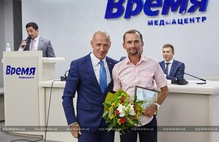 У Харкові нагородили кращих робітників фізкультури і спорту