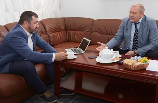 Юрій Данильченко: «Більше години спілкувався з Сакварелідзе, але так і не зрозумів, у чому суть реформи в його розумінні»