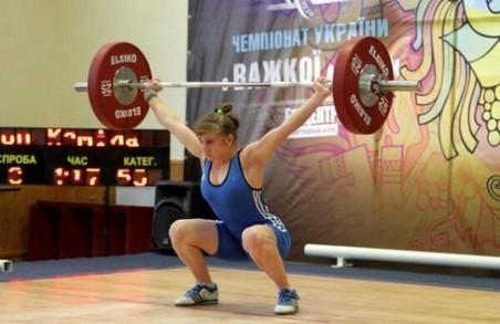Харків'янка встановила рекорд та виграла чемпіонат Європи з важкої атлетики