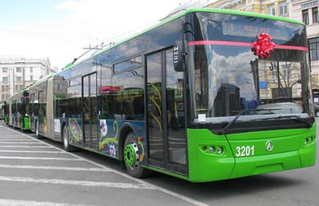 Харків'яни пропонують зробити у центрі міста новий тролейбусний маршрут