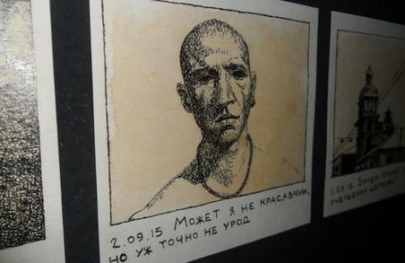 Відвертість Гамлета: в Муніципальній галереї відкрилася нова виставка «харківського генія»
