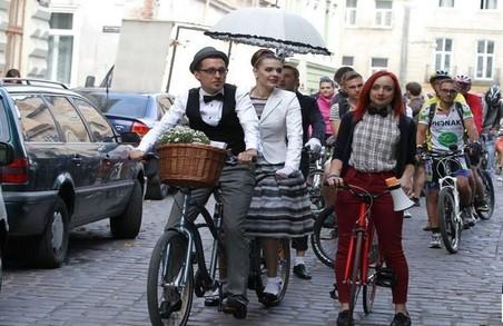 Львів робить виклик Харкову: на ВелоМилю збираються понад 500 велофанів