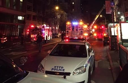 У Нью-Йорку стався потужний вибух