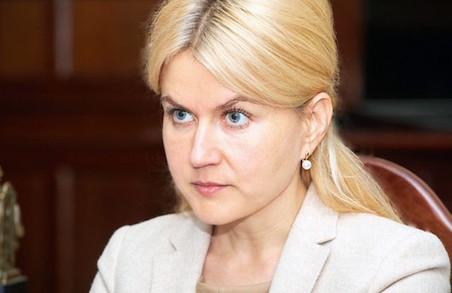 Юлія Світлична: «Моя основна задача – зберегти у регіоні стабільність та продовжити його соціально-економічний розвиток»