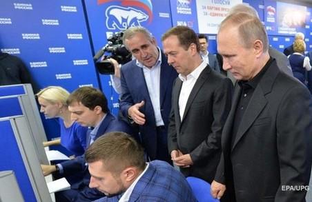 Партія Путіна отримає рекордну більшість місць у Думі
