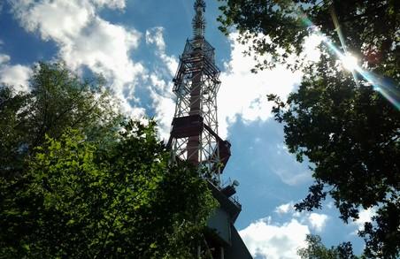 У Харкові підірвали радіотелевізійний центр (ФОТО, ВІДЕО)