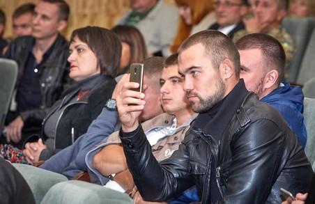 У Харкові відбувся круглий стіл за участю вищого керівництва МВС