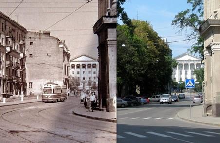 Харків'яни хочуть, щоб по Пушкінській знову ходив трамвай