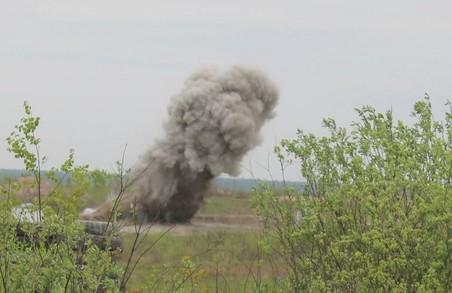 На Яворівському полігоні стався вибух. Міністерство оборони надало додаткову інформацію