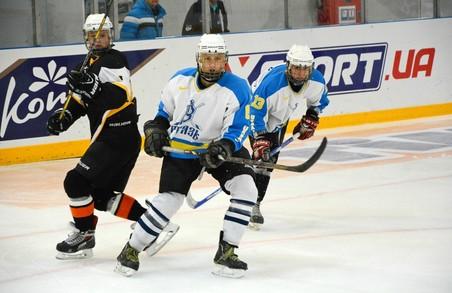 Харківський «Вітязь» відколов номер під завісу матчу