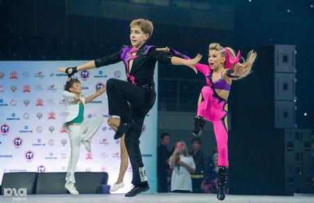 Харків'яни увійшли до списку кращих в акробатичному рок-н-ролі
