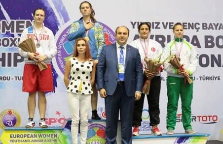 Харків'янка перемогла на чемпіонаті Європи з боксу